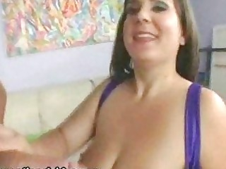 desperate bbw babe acquires on ramon 14 inch dick