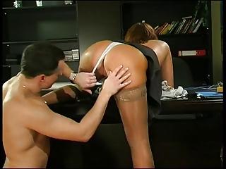 horny lady boss