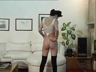 mother and daughter share a cock