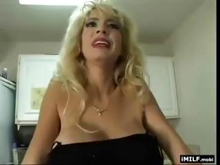 desperate albino mom of two gets a uneasy libido