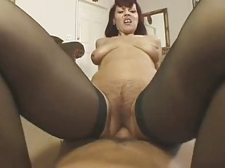 awesome older cougar rubee sunday point of view