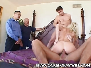 insatiable lady giant dick banged