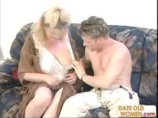 chubby german older bitch