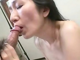 mature japanese nobue toyoshima wants her shape