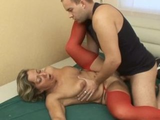 older pierced and acquires jizzload