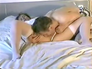 eating mature pussy for breakfast