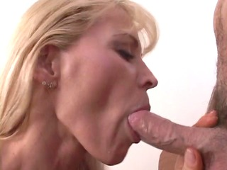 chick nicole moore sucks on a lengthy thick penis