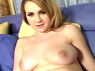 mommy that has lovely tits really wishes to have