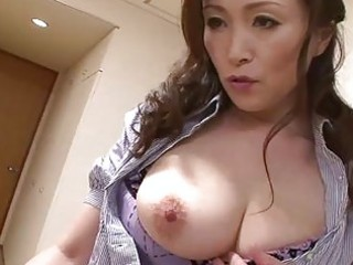 busty eastern mature babe
