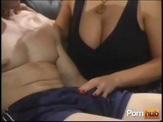 sexy horny momma suffering from fuck hunger gets