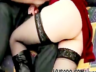 elderly albino milf fucks inexperienced fellow