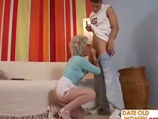 granny acquires drilled for real