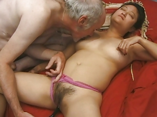 mature eastern babe gang-banged difficult