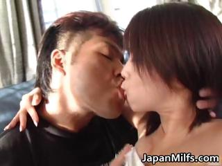 wild awesome woman bunko kanazawa sucks two part4