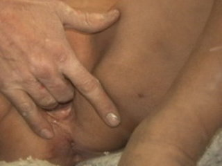fuck starved amature grown-up gets her squirt on