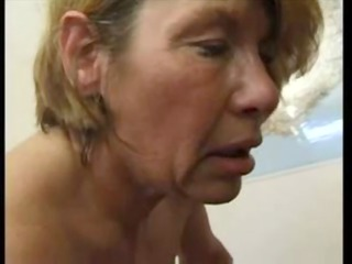 older adore hard bang butt 7..french woman