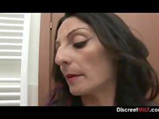slutty italian mother and sons boyfriend e221