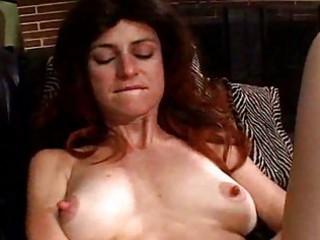 naughty girl masturbates