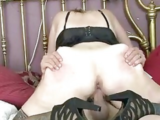 desperate inexperienced slut gets slutty as she