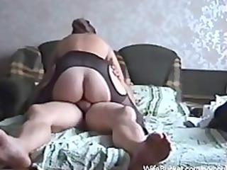 fucking the lady on the sofa