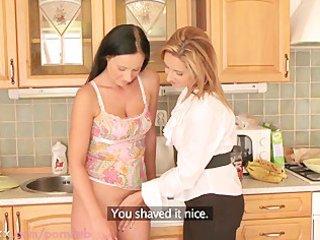 woman hd busty girlfriends try homosexual girl
