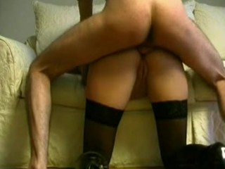 extremely impressive german milf fucked into her