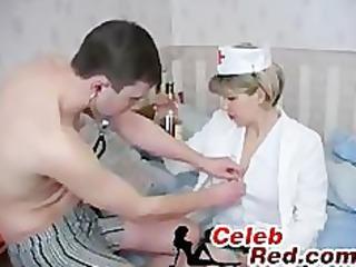 grown-up medic pierce fresh patient cougar