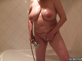 oldie is doggystyle banged