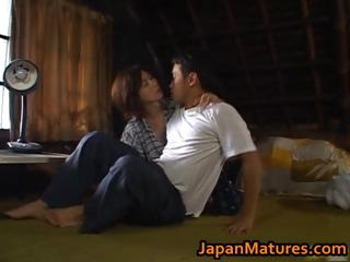 chisato shouda charming older asian girl part3