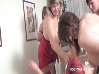 group sex lesbo matures lick kitty and bang