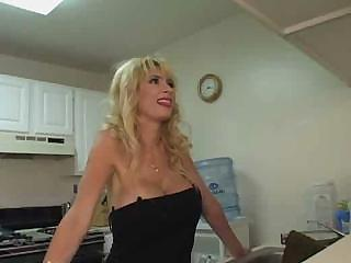 milf with vast breast and two gaps