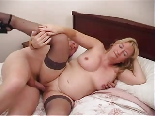 desperate american older housewife