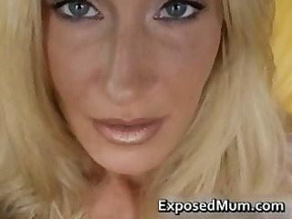 chest sexy older babe pleases with her skank part4