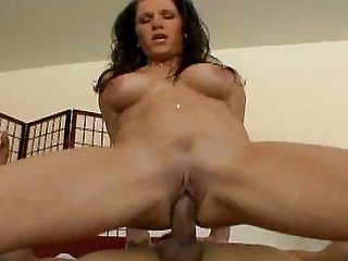 woman with large breast in tough pleasure