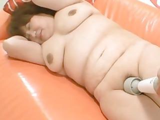 kumiko kaga a fat cougar japanese sex craving