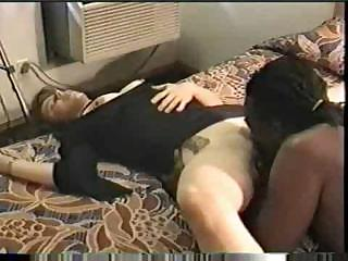 swinger lady amp with her sweetie