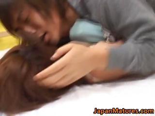 kaori nanba japanese mature lady obtains part2