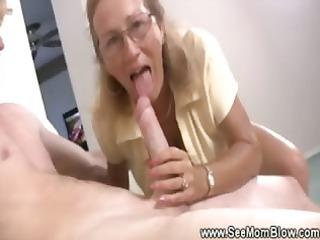 surprised male walks in on her grownup woman