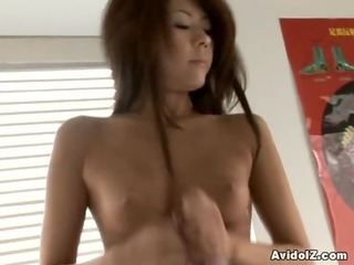 wonderful momose fucked with wild cumshot!