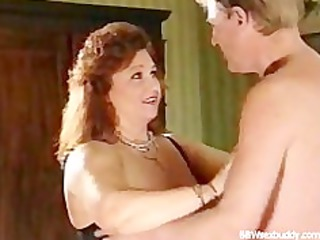 naughty bbw acquires banged in hotel room