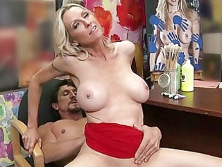 large bossom girl super for dick