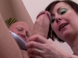 grown-up nylons classy girl cock sucking