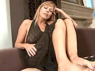older babe licks and gang-bangs