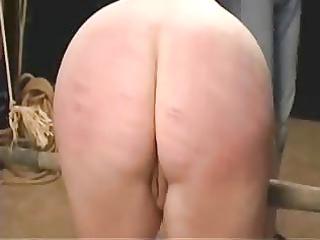 plump elderly caning