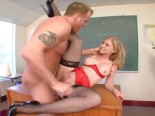 nina hartley - mommy worships amateur cock
