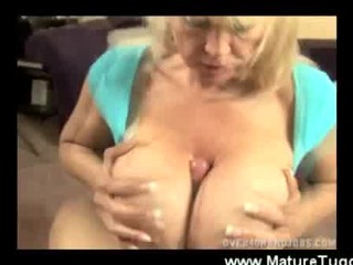 old gives russian with her big titties