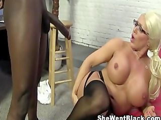 mature babe alexis diamonds ass gangbanged and