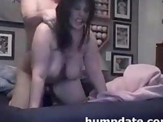chubby maiden with giant tits obtains doggystyled