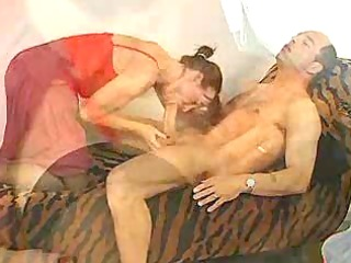 german lady acquires drilled
