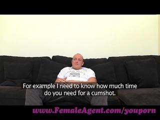 femaleagent. dont tell my maiden